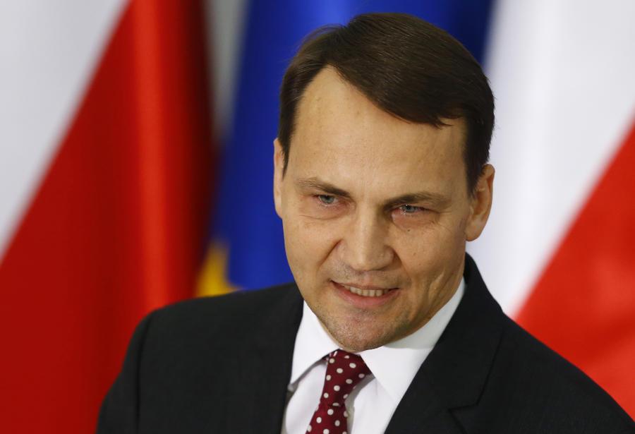 Радослав Сикорский: Запад предлагает России гарантии неприсоединения Украины к НАТО