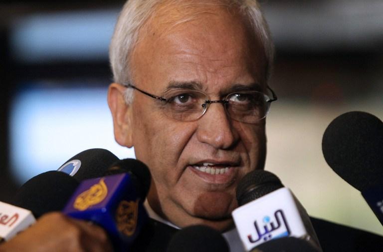 Палестинцы заявляют о готовности к новым переговорам с Израилем
