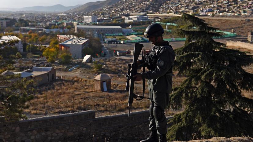 США опровергли данные о сохранении военного присутствия в Афганистане до 2024 года