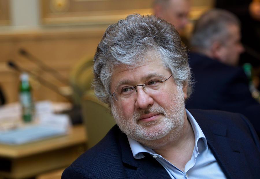 СМИ: Прокуратура и СКР проверят наличие у Игоря Коломойского акций российской компании Evraz