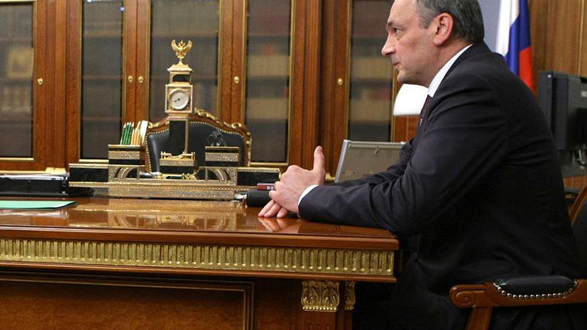 Владимир Путин освободил от должности главу Дагестана