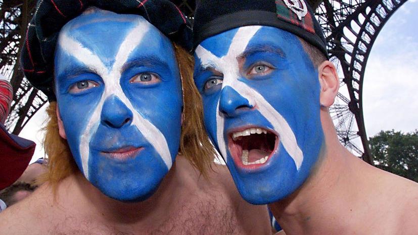 Шотландия может провозгласить независимость в марте 2016 года