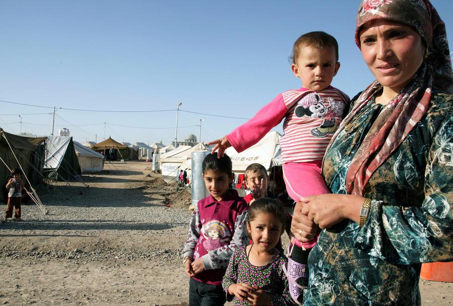 Группа сирийских христиан запросила российское гражданство