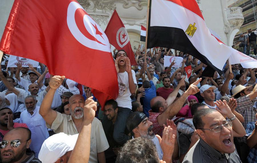 Американские СМИ: Западу следует перенять у России скептицизм по поводу «арабской весны»