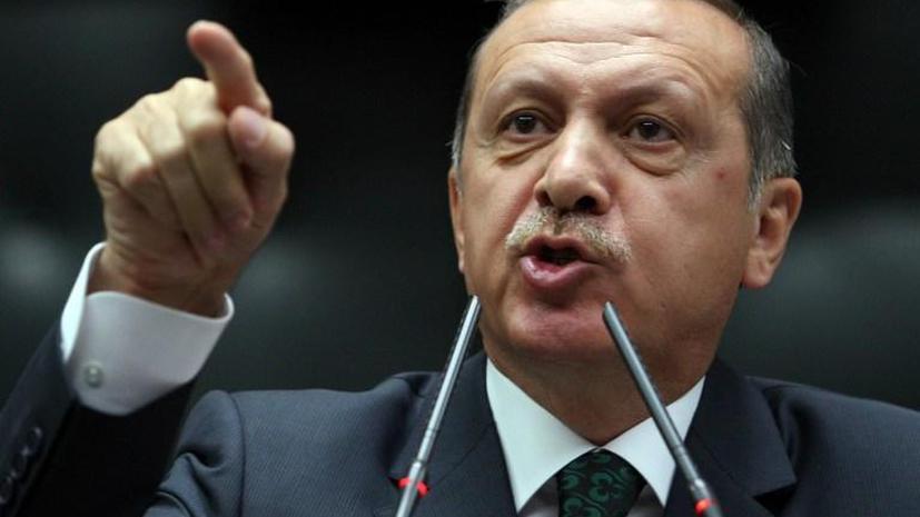 Турецкий премьер-министр: Израиль стоит за военным переворотом в Египте