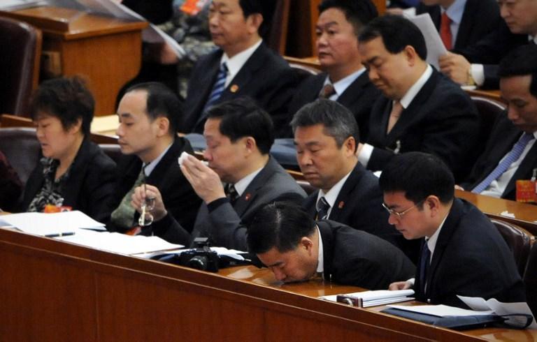 В Китае сократят количество министерств