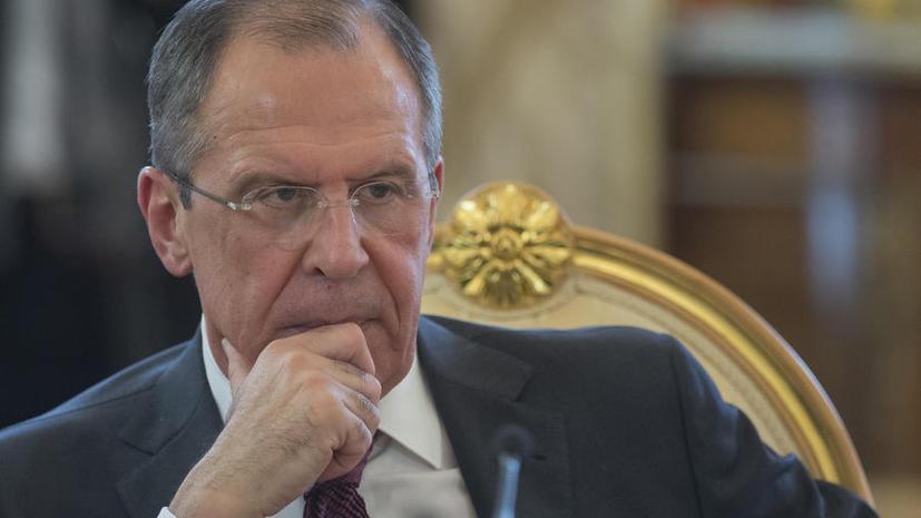 МИД РФ: Нарушение суверенитета и территориальной целостности Сирии недопустимо