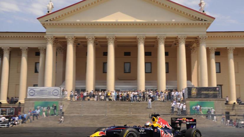 Минфин выделит 8,7 млрд рублей на трассу для гонок «Формулы-1»