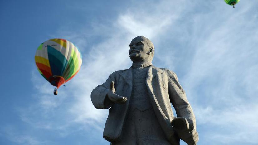 Владимир Мединский: Минкультуры России сделает всё, чтобы сохранить памятники Ленину
