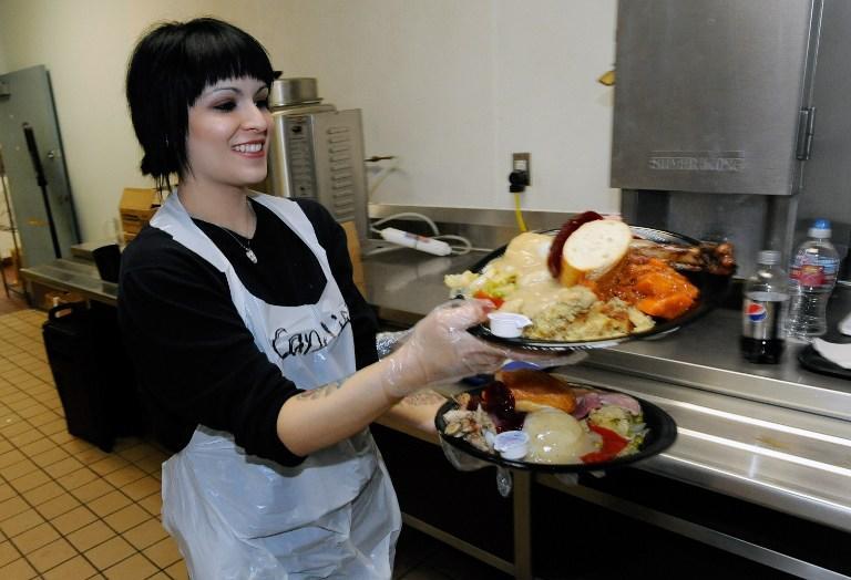 Атеистам Канзаса не позволят раздавать еду нуждающимся на День благодарения