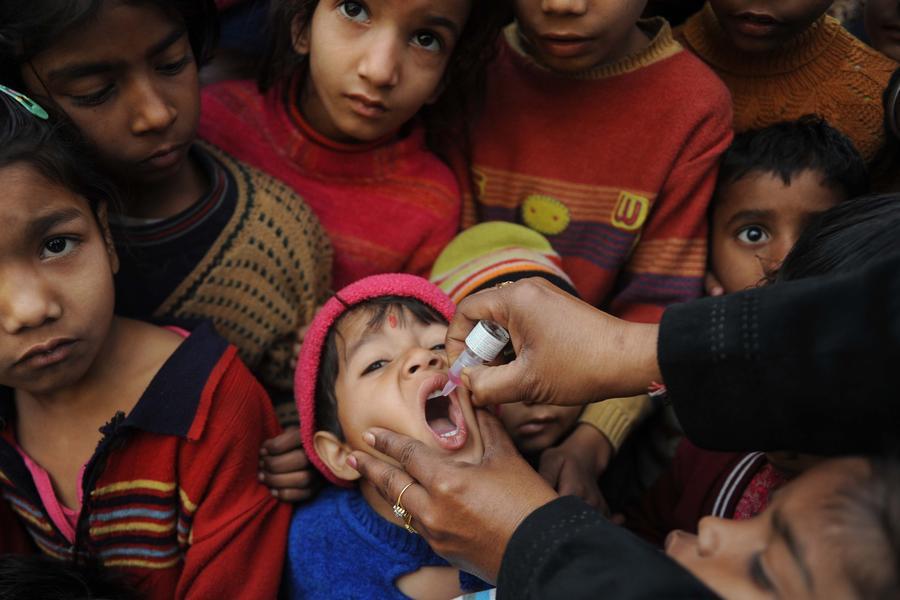 В Индии нашли лекарство от «болезни грязных рук»