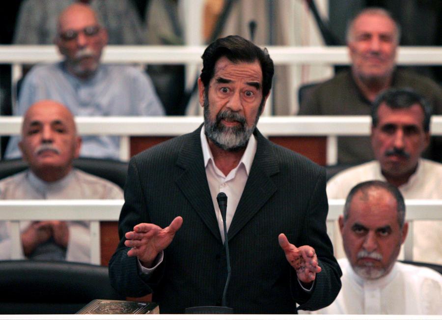 «Это был суд победителя над побеждённым»: судья и врач о процессе над Саддамом Хусейном