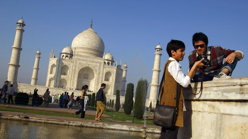 Индия в ожидании туристов упрощает визовый режим