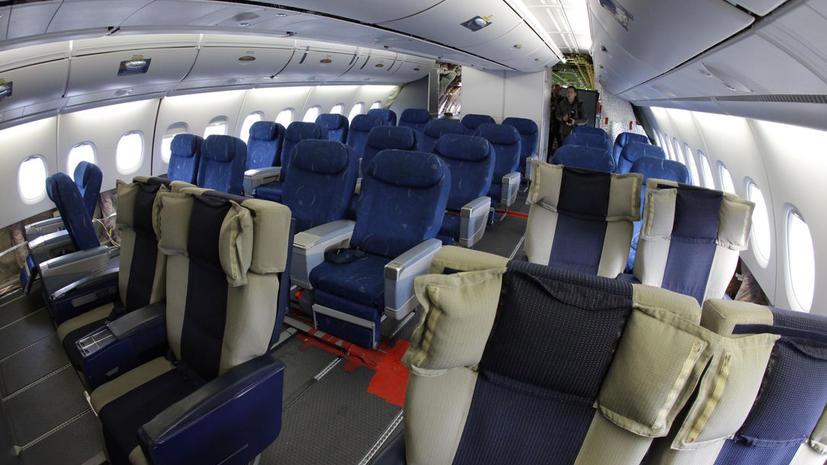 Депутаты предлагают установить видеорегистраторы в самолетах