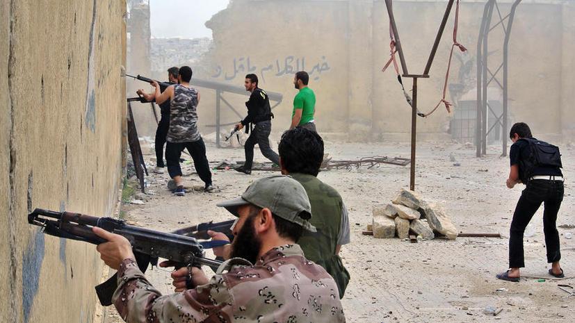 ФСБ: Порядка 200 выходцев из РФ воюют под флагом «Аль-Каиды» в Сирии