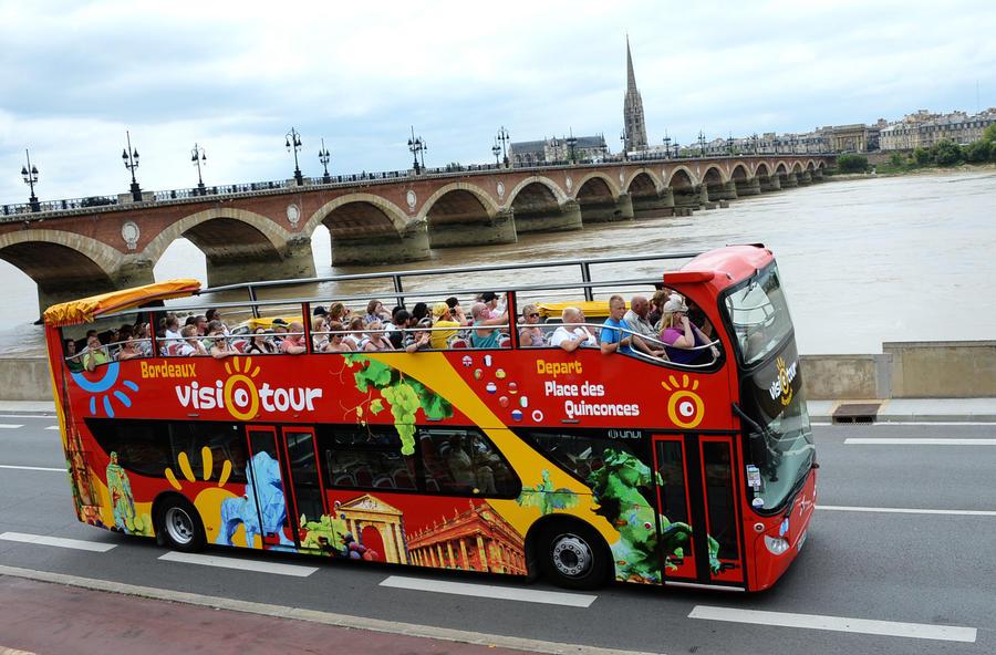 На европейских автобусах разместят рекламу о туристической Москве