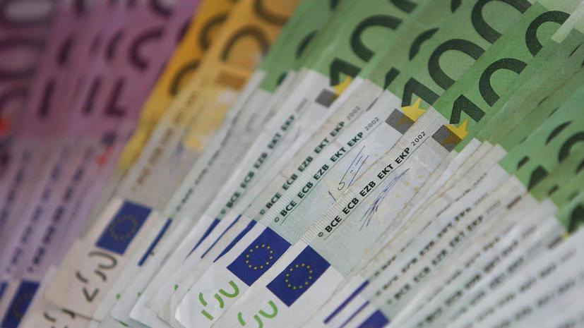 На Кипр из Франкфурта-на-Майне доставили €5 млрд наличными