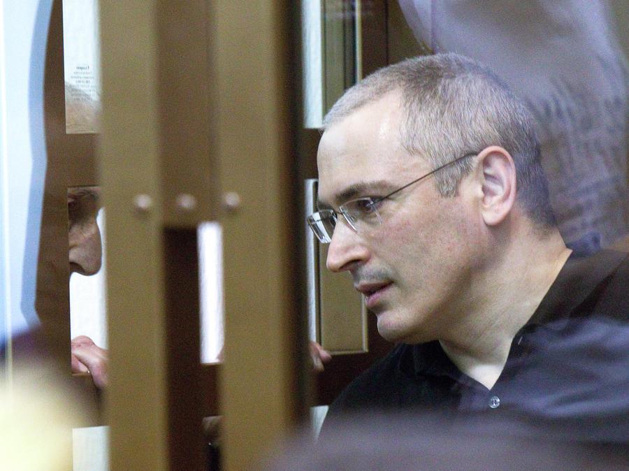Страсбургский суд огласит решение по жалобе Ходорковского 25 июля