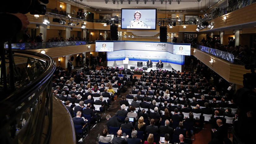 Украинский кризис станет лейтмотивом второго дня конференции в Мюнхене