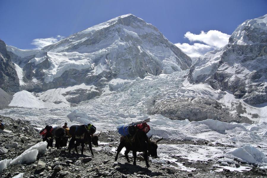 Эверест стал ниже из-за землетрясения в Непале
