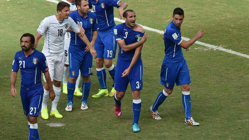 ЧМ-2014: Греция и Коста-Рика добиваются исторического результата, сборные Италии и Англии покидают турнир