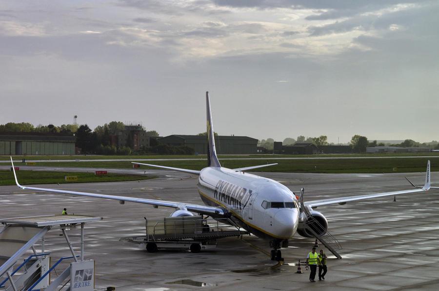 Французский прокурор постановил отнять у ирландской авиакомпании четыре самолёта