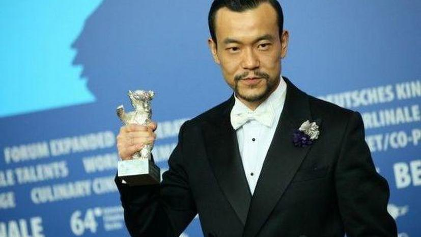 Молодой актёр Ляо Фань