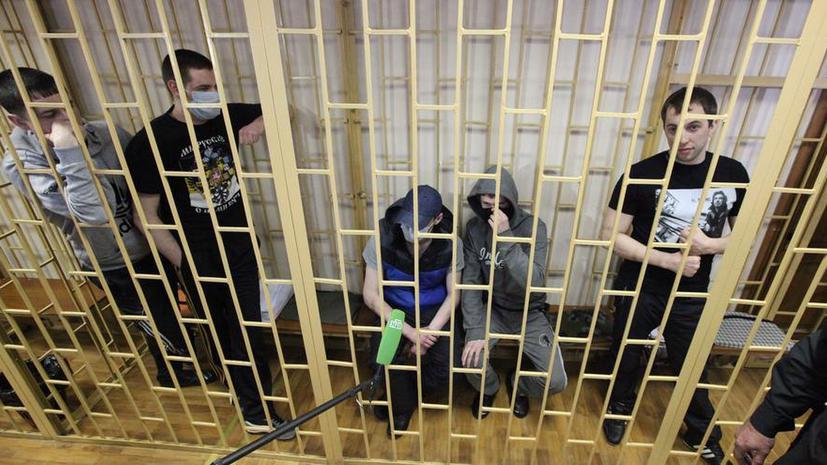 Трое «приморских партизан» приговорены к пожизненным срокам
