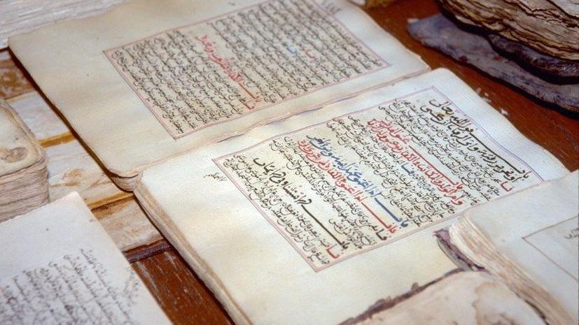 Большинство древних манускриптов в Тимбукту спасено