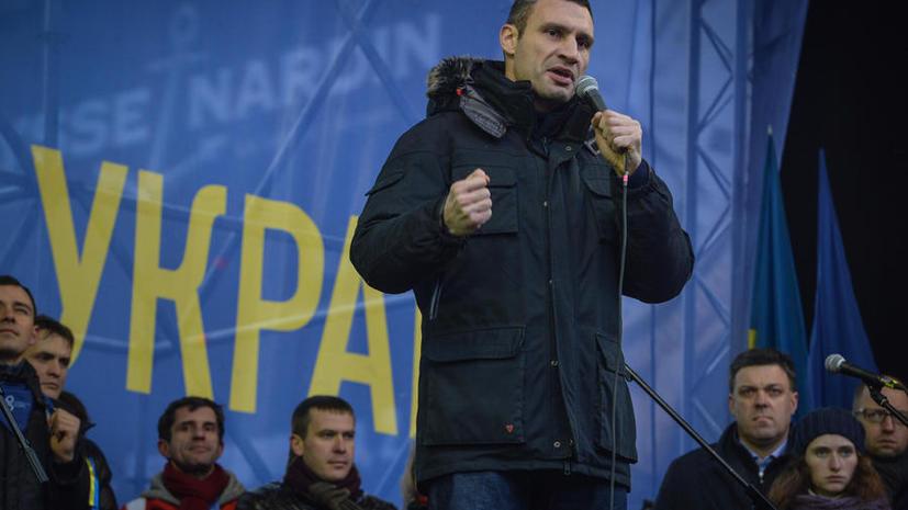 Украинская оппозиция согласилась встретиться с Виктором Януковичем