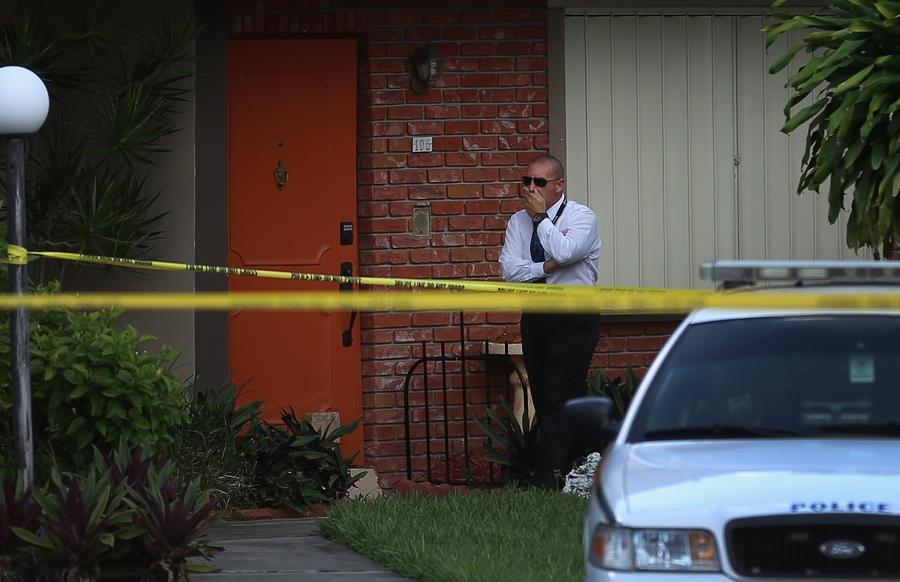 В США мужчина застрелил пять человек, включая двоих детей