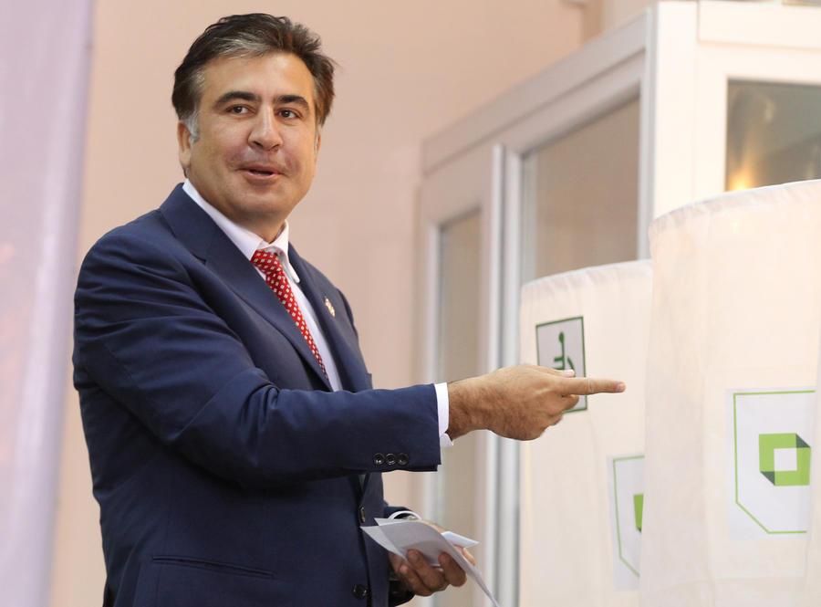 Президенту Грузии грозит допрос об обстоятельствах войны 2008 года