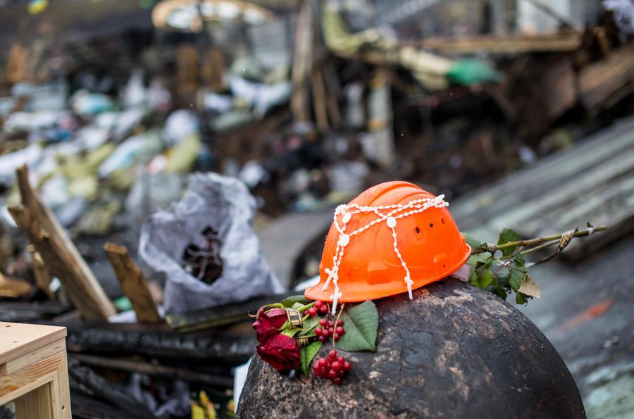 Генпрокуратура Украины не установила фактов использования снайперского оружия при убийствах на киевском Майдане