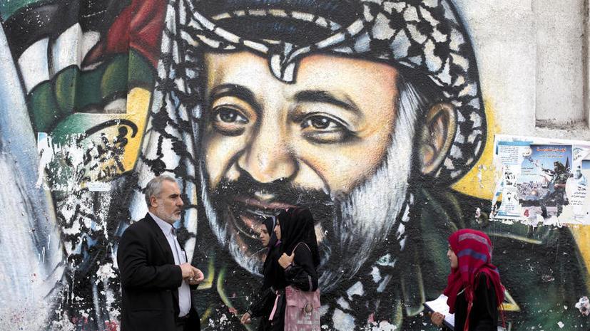 Тайну смерти Ясира Арафата мир узнает 8 ноября