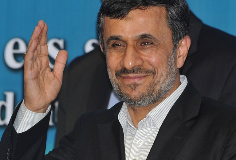 """Ахмадинежад: """"Американские выборы - битва капиталистов"""""""