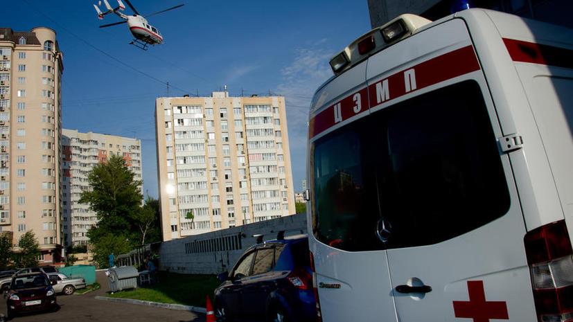 29 пострадавших в ДТП под Подольском остаются в больницах