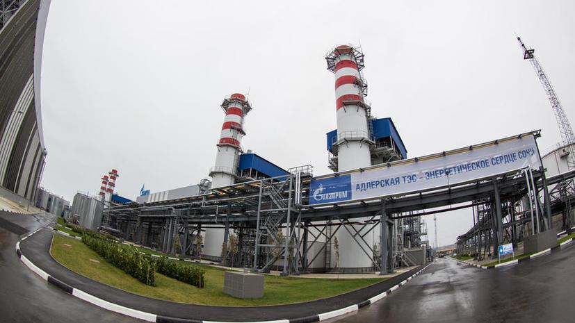 Украина вновь планово покупает российскую электроэнергию