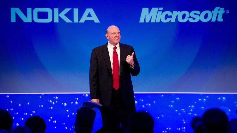 Microsoft отказалась покупать Nokia