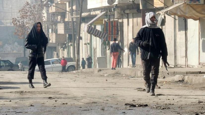 Двое пятнадцатилетних подростков из Франции сбежали воевать в Сирию