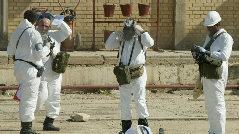 Эксперты ООН расследуют 14 случаев применения химоружия в Сирии