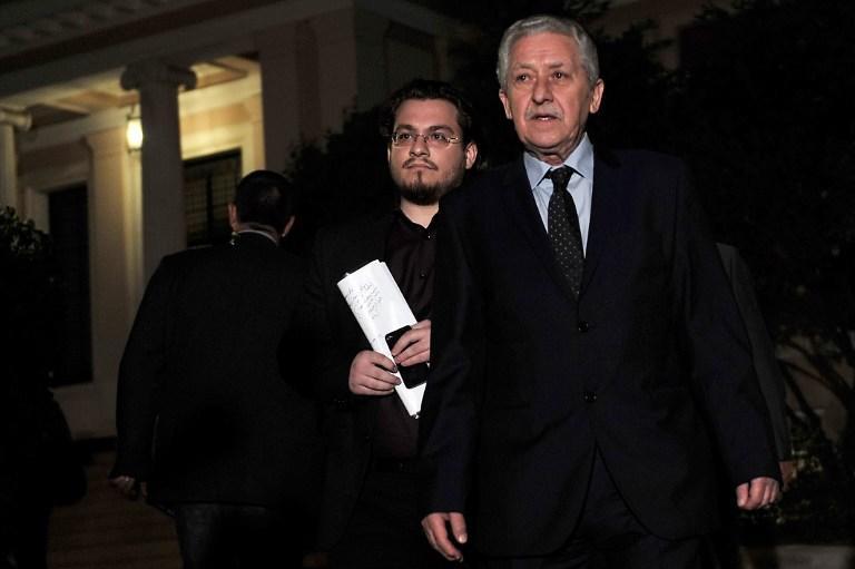 Правящая коалиция Греции распалась из-за споров вокруг закрытия телерадиокомпании