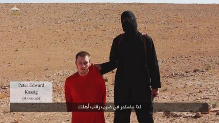 Боевики «Исламского государства» заявили о казни ещё одного заложника-американца