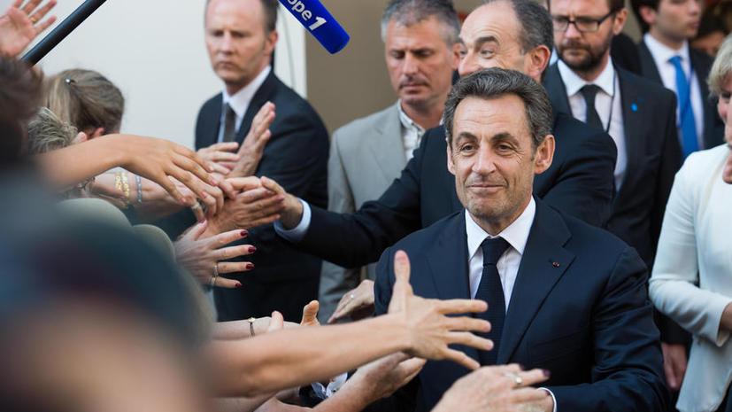 Партия Николя Саркози смогла избежать банкротства