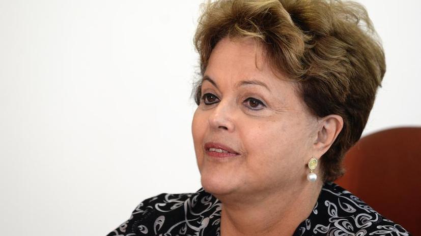 Президент Бразилии отменила визит в США из-за скандала со шпионажем