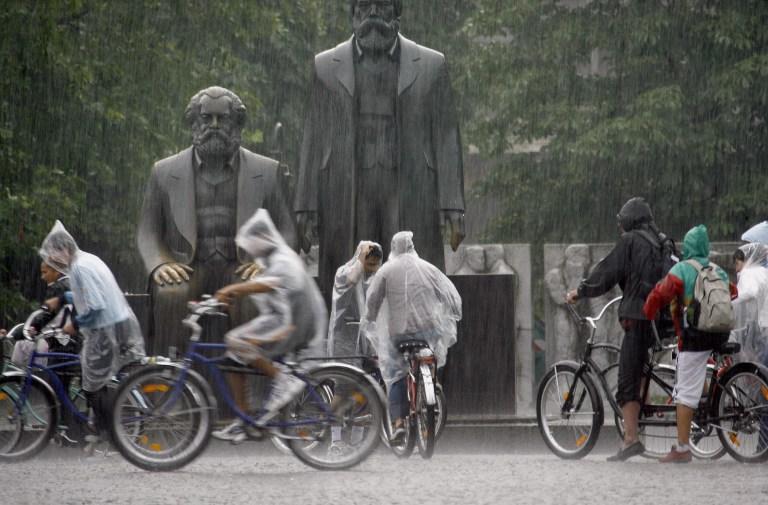 Исследование: европейцы отказываются от машин в пользу велосипедов
