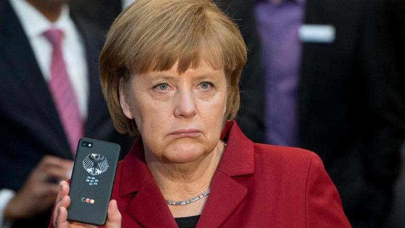 Генпрокурор Германии начал уголовное расследование по делу о прослушке телефона Меркель