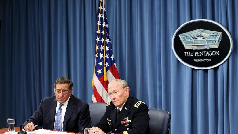 Вашингтон потратит на «оборонку» $631 млрд