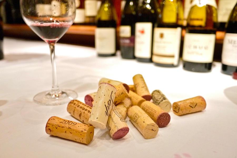 Американским винным туристам авиакомпании разрешили перевозить вино бесплатно