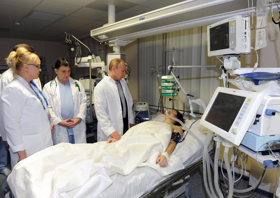 Мария Комиссарова будет прооперирована в Германии
