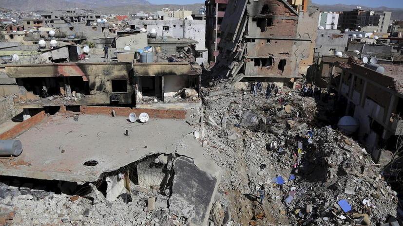 Поддержка петиции RT о расследовании предполагаемого массового убийства курдов в Турции растёт